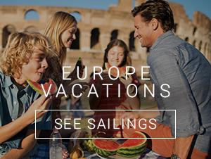 Europe                                                            Sailings
