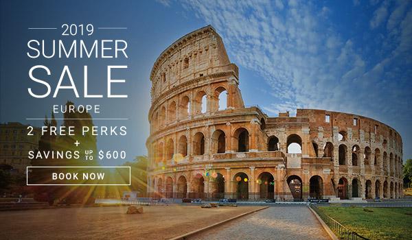 2019 Summer Sale Europe