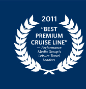 2010 - Cruise Line with the Highest Client Satisfaction