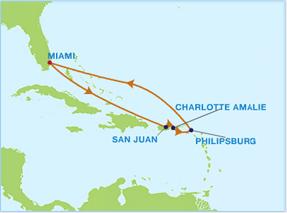 Eastern Caribbean Getaway