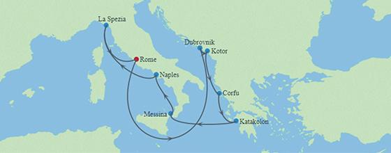10-Night Italy, Croatia, & Montenegro